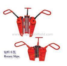 API Oilfield Rotary Slip