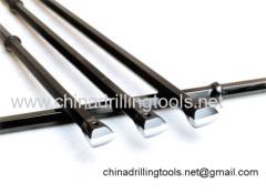 h19 integral drill steels
