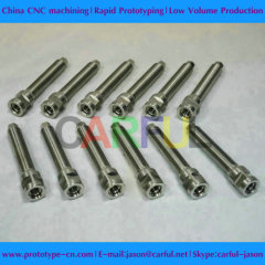 precision components China manufacturer