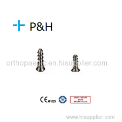 Mini Titanium Self Tapping Screw Diameter 2.0mm Length 5/6/8/10/12/14/16/18/20mm