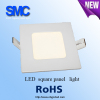 2800-6500k Aluminum Panel Light 12W Led Light Panel