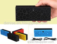hotsell Portable Honeycomb Shaped Bluetooth Speaker BT Speaker