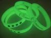 Silicone Bracelet UV Silicone Bracelet CMYK Bracelet