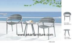 Garden chairs wicker chair china supplier