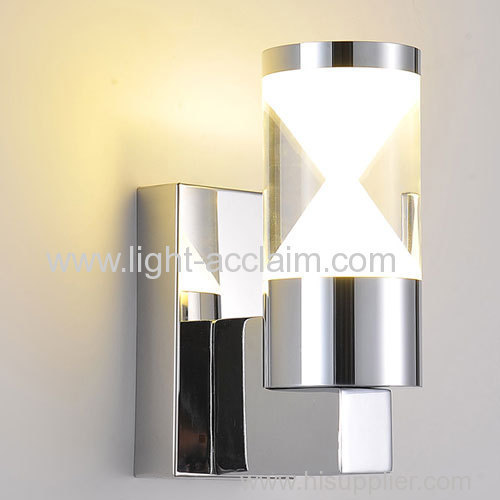 Hot selling wholesale house decoration LED acrylic wall lamps
