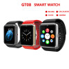 2G Phone Smart Watch with MTK6260 SIM card slot build-in NFC Music/ video player