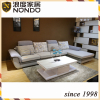 Polyester knitted fabric sofa living room fabric sofa