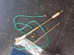 cocoa solo sprayer brass manual sprayer Trombone Sprayer Reciprocating for cocoa sprayer solo lance solo pump lance