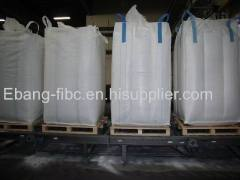 chemical industry fibc bag for oxalic acid disodium salt transport