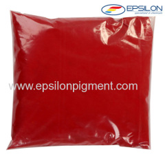 Paints and coatings application CAS RN NO. 2786-76-7 Permanent Red F3RK Pigment Red 170