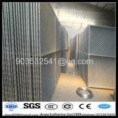 metal temporary fence panel