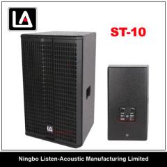 10 inch full range portable speaker system speaker/class-D