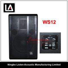 Professional Audio Loud Speaker Box PA Loudspeaker