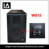 15'' PA Loudspeaker WS15 Similar as Mackie's HD WS - 15