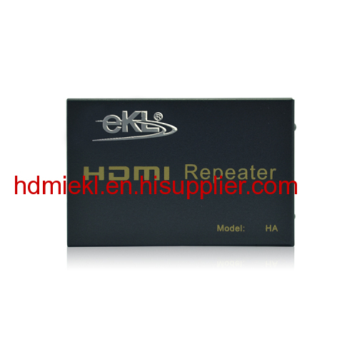 50m HDMI Repeater high-definition signal amplifier/extender/repeater, support 1080P/60Hz