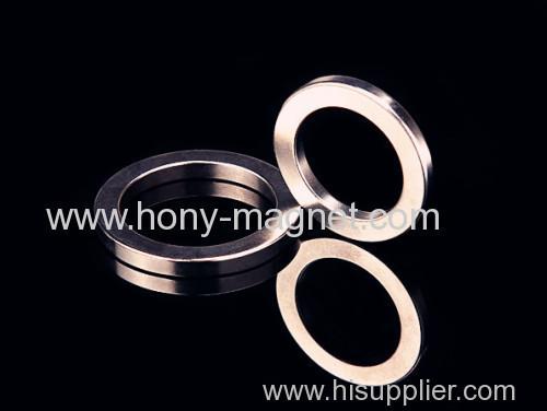 N35-N52 All Grade Ring Shaped Neodymium Magnets