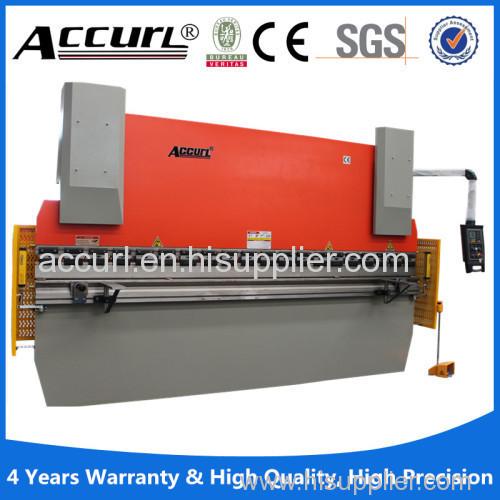 NC WC67Y Hydraulic bending machine 125T/3200