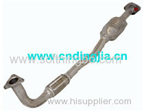 PIPE A-FRONT EXHAUST 96567434 / 96571321 FOR DAEWOO MATIZ 0.8 - 1.0