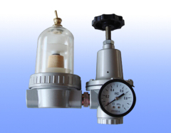 QFR25 Air pneumatic filter&Regulator