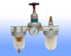 QAU25 Air pneumatic Filter&Lubricators&Regulator