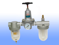 QAU50 Air pneumatic Filter&Lubricators&Regulator