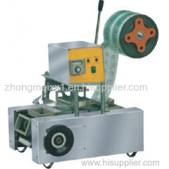 KL-400 Manual Cup Sealer and Cutter