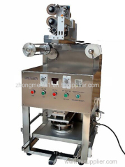 KIS-1 Semi-automatic Tray & Cup Sealers