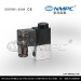 Aluminum alloy body 2 ways solenoid valve
