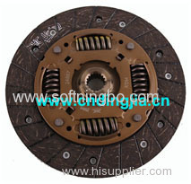 CLUTCH DISC / 185mm / 96325012 / 96343030 / DW-44 / 96612553 / DW-46 FOR DAEWOO MATIZ / SPARK 1.0