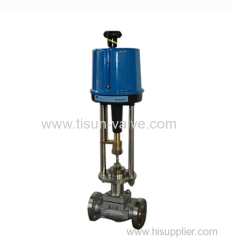 electric control regulator valve