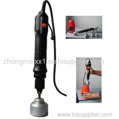 RG-I Electric Plastic Bottle Capping Machine
