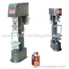 JGS-980 Multi-purpose wine bottle aluminum cap capping machine