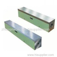 special electro-magnetic chuck for knife-machine
