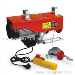 Mini Electric Hoist machine