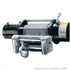 2000Lbs Electric Winch machine