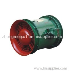 YBT Mining Explosion-proof Axial Fan With MA