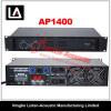 Professional Power Amplifier 2*300W AP 1400