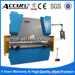 High Level NC Hydraulic bending machine