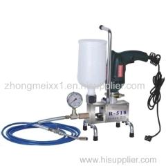 High-pressure PU Hydraulic- perfusion Foaming Machine