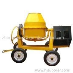 CM-4A Concrete Mixer with Diesel Engine