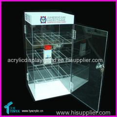 E liquid Display Case