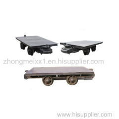 New Flat Tramcar Used In Mining Equipment