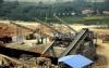 black stone crusher trichy bentonite mine crushing machines in india