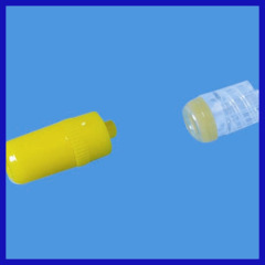 Approved Medical Supply Medical Disposable Transparent Heparin Cap