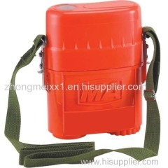 ZYX120 Mining Self-rescuer,Compressed Oxygen Self-rescuer,