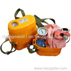 Coal Mine Oxygen Self Rescuer