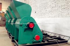 new Double machine crusher