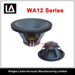 Aluminum Speaker 12'' 15'' 18'' 21'' Power Woofer