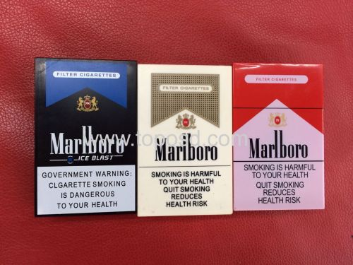 Marlboro price per pack