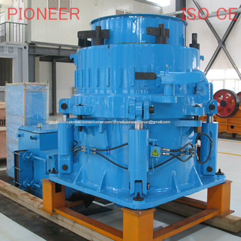 new Hydraulic Cone Crusher